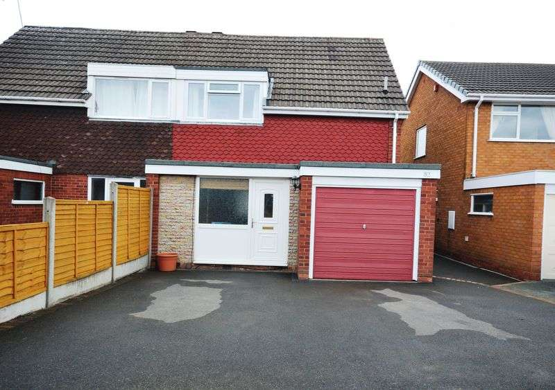 3 Bedrooms Semi Detached House for sale in Hampton Drive, Newport