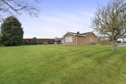 3 Bedrooms Bungalow for sale in Tanton Close, Seamer, Middlesbrough, North Yorkshire