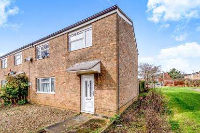 3 Bedrooms End Of Terrace House for sale in Bude Crescent, Stevenage, Hertfordshire, England