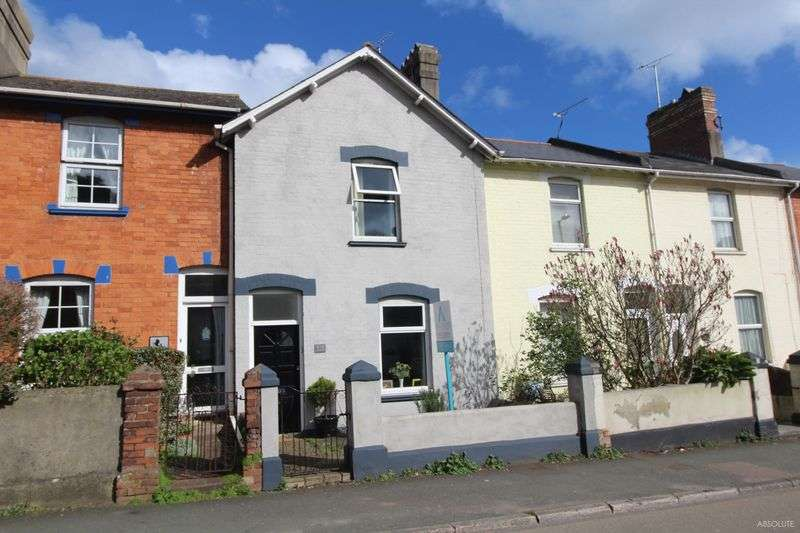 2 Bedrooms Terraced House for sale in Lymington Road, Torquay