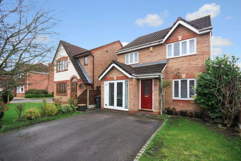 3 Bedrooms Detached House for sale in 84 Hampshire Road, Walton Le Dale, Preston, PR5 4NH