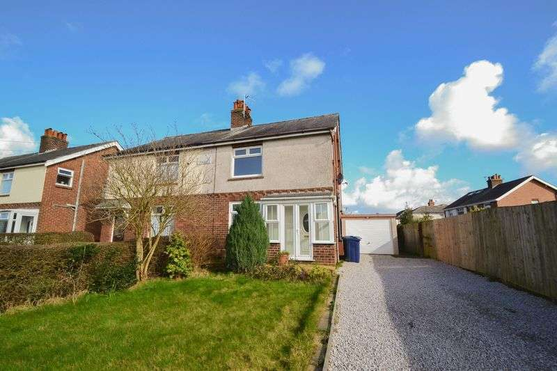 3 Bedrooms Semi Detached House for sale in Carr Lane, Tarleton
