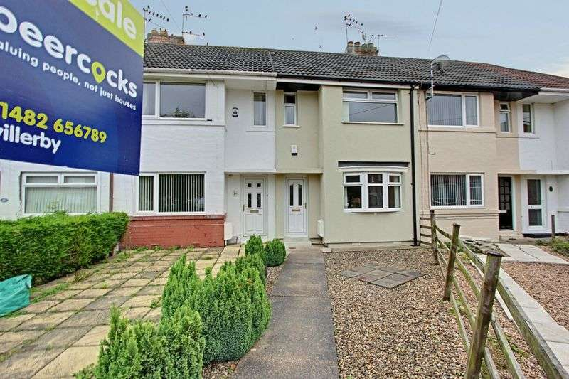 2 Bedrooms Terraced House for sale in Mayland Avenue, Hull