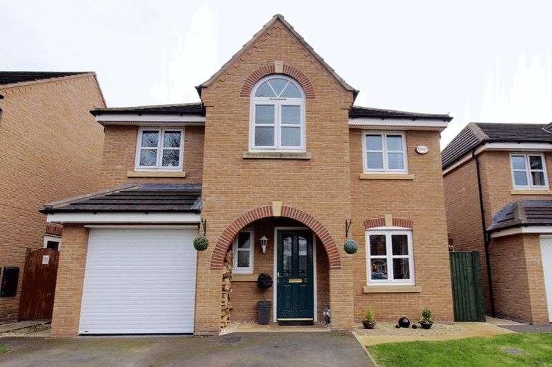 4 Bedrooms Detached House for sale in Winston Way, Penley, Wrexham