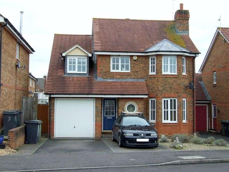4 Bedrooms Detached House for sale in Hilperton