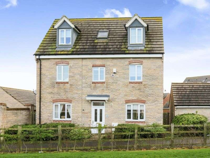 5 Bedrooms Detached House for sale in Bourne