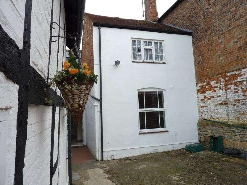 1 Bedroom Flat for sale in Port Street, Evesham