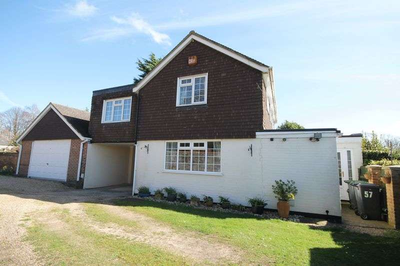4 Bedrooms Detached House for sale in Horndean Road, Emsworth