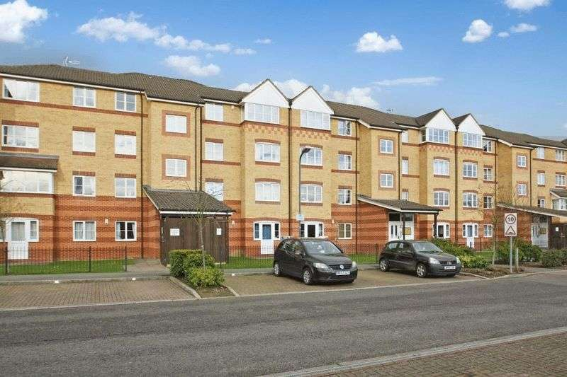 1 Bedroom Flat for sale in Princes Gate, High Wycombe