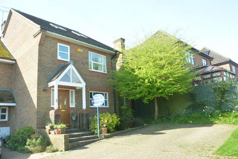 4 Bedrooms End Of Terrace House for sale in WIMBORNE