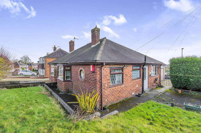 2 Bedrooms Semi Detached Bungalow for sale in Clanway Street, Tunstall, Stoke-On-Trent, ST6