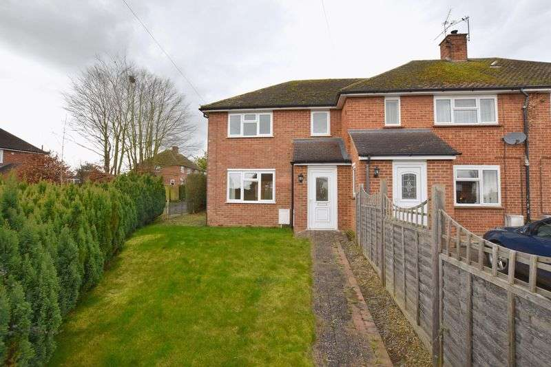 2 Bedrooms House for sale in Chiltern Avenue, Stone