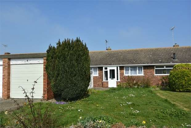 2 Bedrooms Semi Detached Bungalow for sale in Turnden Gardens, Cliftonville, Palm Bay, Kent