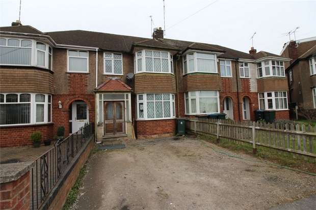 2 Bedrooms Terraced House for sale in Birchfield Road, Coundon, Coventry