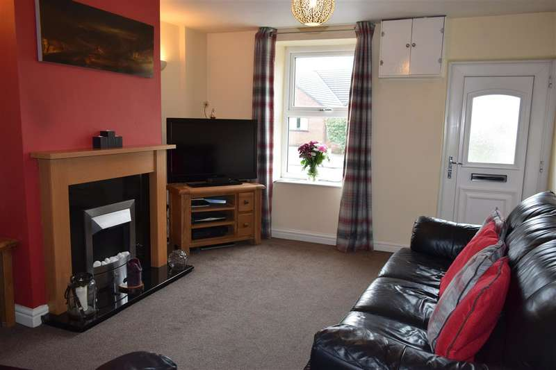 2 Bedrooms Terraced House for sale in Central Road, Dearham, Maryport
