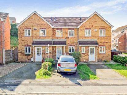 2 Bedrooms Terraced House for sale in Eccles Way, St Anns, Nottingham, Nottinghamshire
