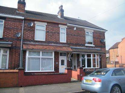 House for sale in Richmond Road, Crewe, Cheshire