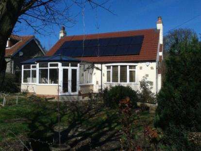 3 Bedrooms Bungalow for sale in Iburndale Lane, Sleights, Whitby, North Yorkshire