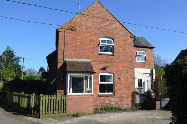 2 Bedrooms End Of Terrace House for sale in Spring Road, Barnacle, Coventry, Warwickshire