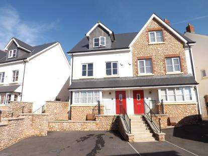 4 Bedrooms Semi Detached House for sale in Kingskerswell, Newton Abbot, Devon