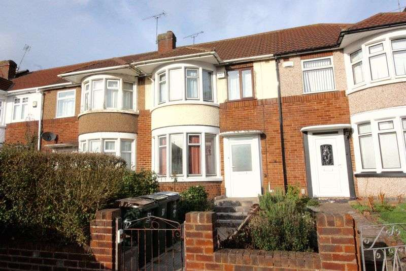 3 Bedrooms Terraced House for sale in Blackwatch Road, Radford