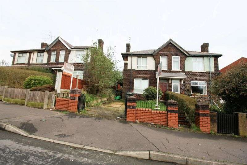 2 Bedrooms Semi Detached House for sale in Rooley Moor Road, Rochdale