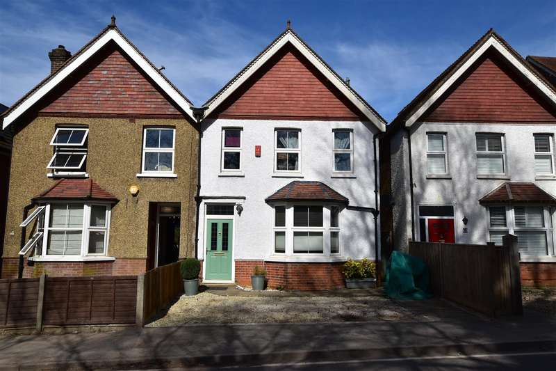 3 Bedrooms House for sale in High Street, Nutfield, Redhill