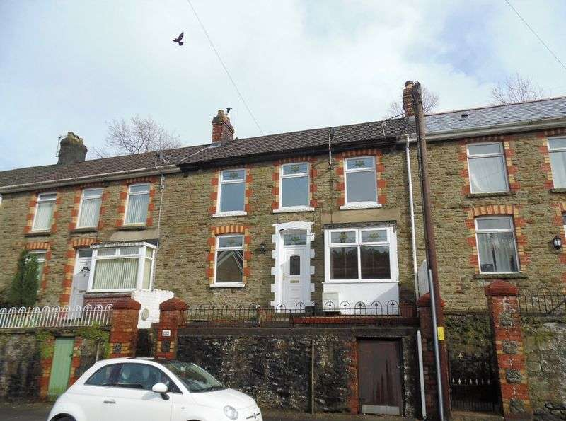3 Bedrooms House for sale in Cuckoo Street Pantygog Bridgend CF32 8DR