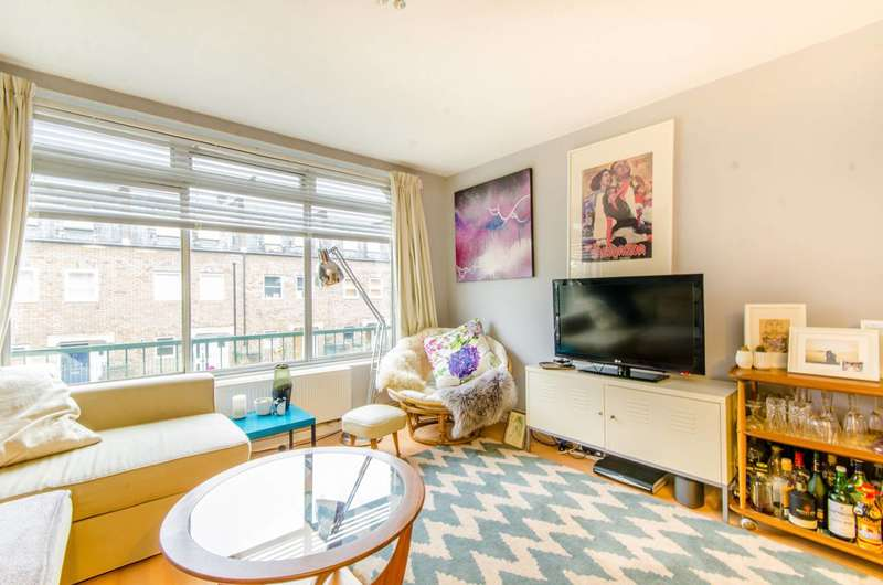 1 Bedroom Flat for sale in Greenhills Terrace, Islington, N1