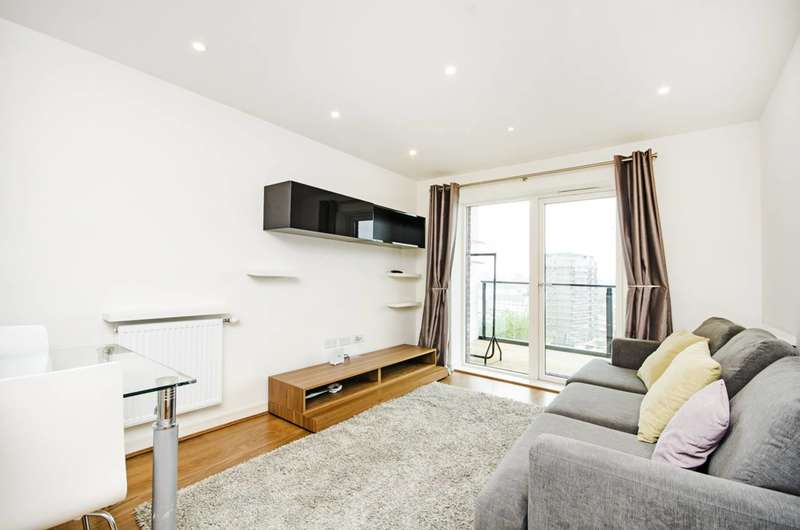 2 Bedrooms Flat for sale in Shearwater Drive, Barnet, NW9