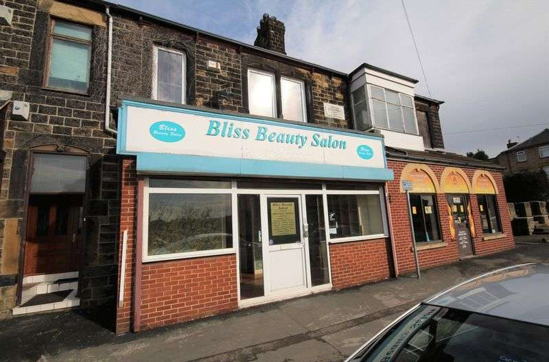 2 Bedrooms Terraced House for sale in Bank Street, Mexborough