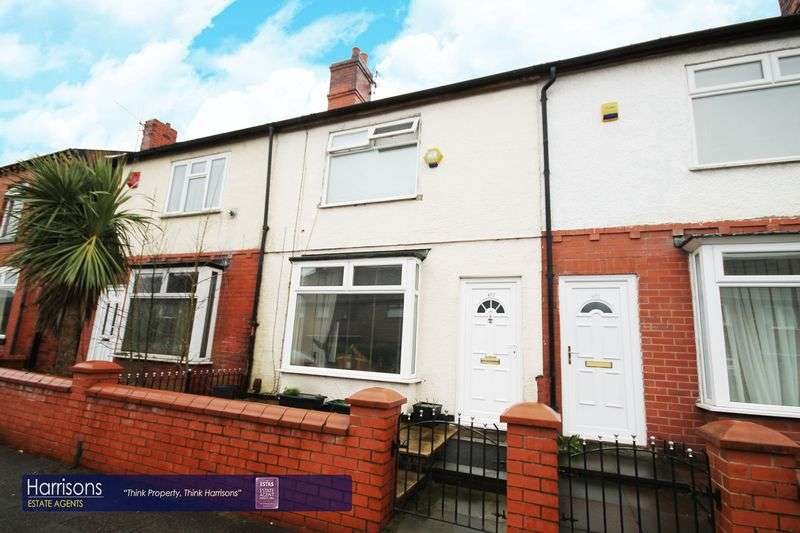 2 Bedrooms Terraced House for sale in Lynton Road, Morris Green, Bolton, Lancashire.