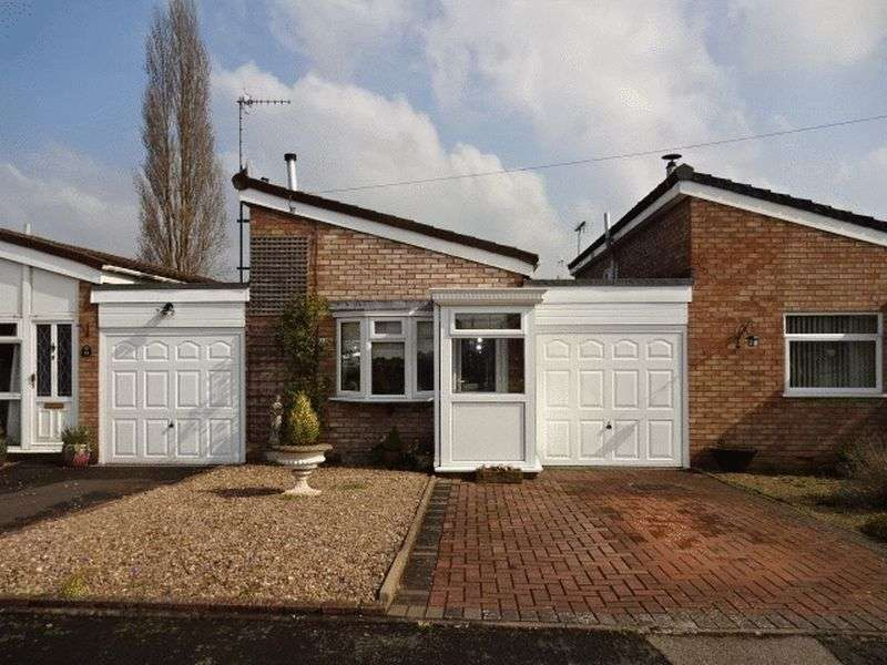 2 Bedrooms Detached Bungalow for sale in Wynn Close, Bewdley DY12 1JR