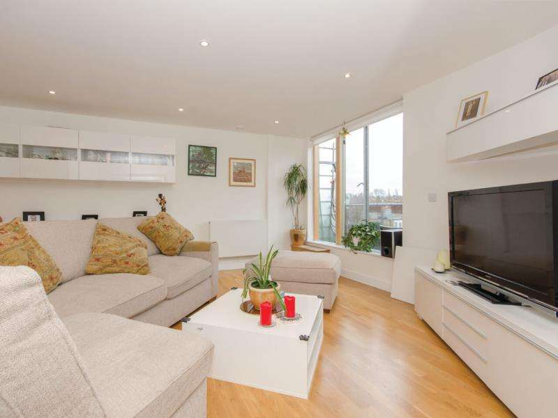 2 Bedrooms Flat for sale in Sutton Road N10