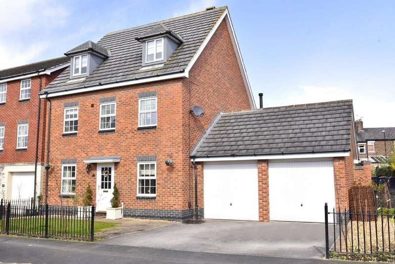5 Bedrooms Detached House for sale in The Avenue, Harrogate