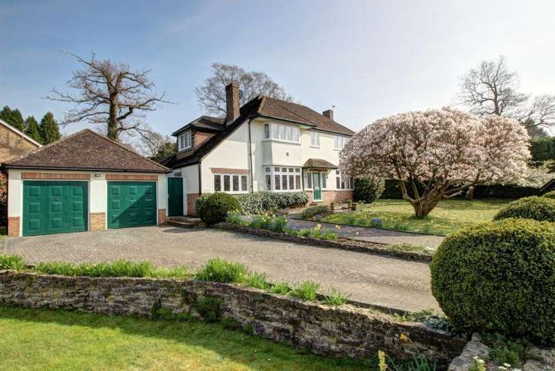 4 Bedrooms Detached House for sale in Kingsway, Hiltingbury, Chandlers Ford