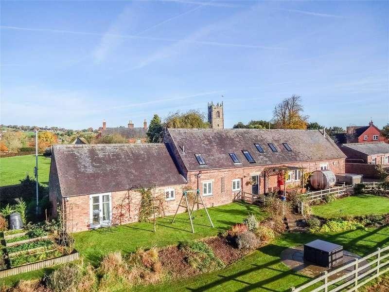 4 Bedrooms Detached House for sale in Church Lane, Mayfield, Ashbourne, Derbyshire, DE6