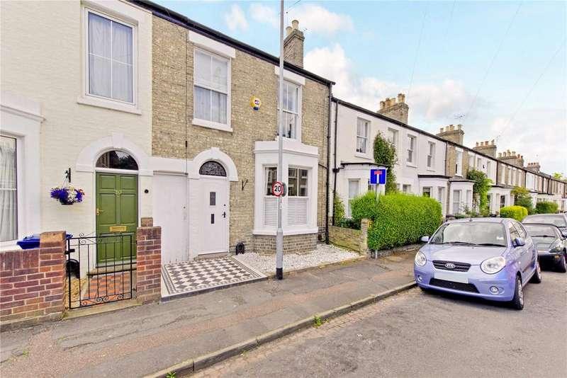 4 Bedrooms Terraced House for sale in Herbert Street, Cambridge, CB4