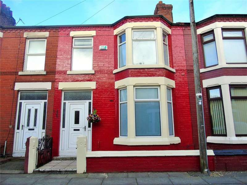 3 Bedrooms Terraced House for sale in Jonville Road, Aintree, Liverpool, L9