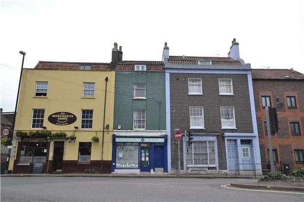 4 Bedrooms Maisonette Flat for sale in Merchants Road, Hotwells, BRISTOL, BS8 4PZ