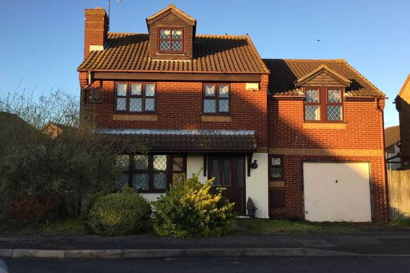 5 Bedrooms Detached House for sale in Beauvoir Drive, Kemsley, Sittingbourne, ME10