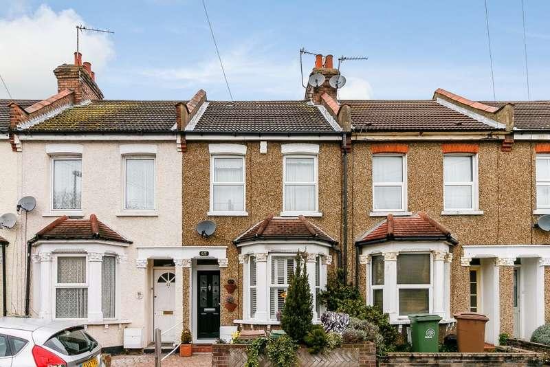 3 Bedrooms Terraced House for sale in Sandy Lane North, Wallington, Surrey, SM6 8LA