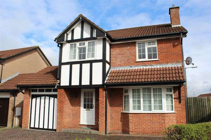 4 Bedrooms Detached House for sale in Gimblett Road, Weston-Super-Mare