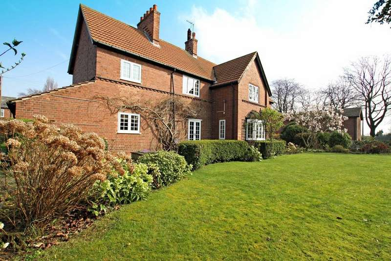 4 Bedrooms Detached House for sale in Anchorage House, Anchorage Lane, DN5 8DT