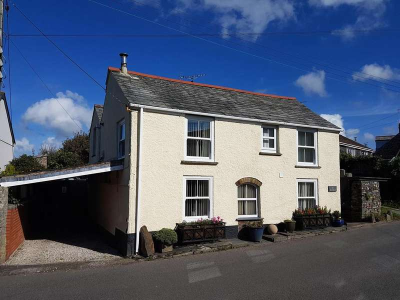 3 Bedrooms Detached House for sale in St. Teath, Bodmin