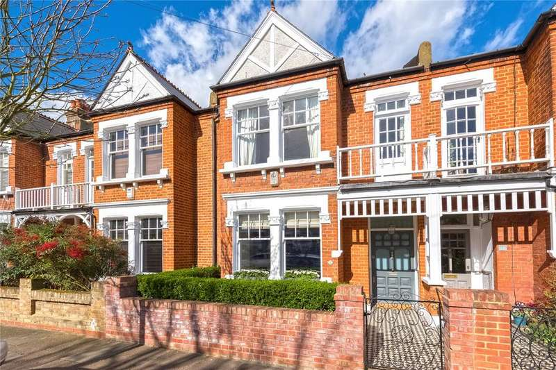 5 Bedrooms Terraced House for sale in Meredyth Road, Barnes, London, SW13