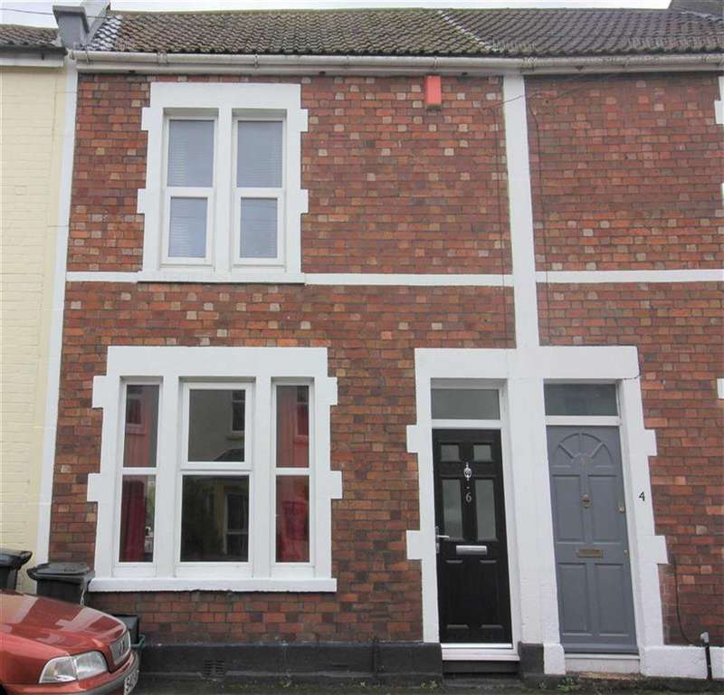 2 Bedrooms Terraced House for sale in Grove Park Terrace, Fishponds, Bristol