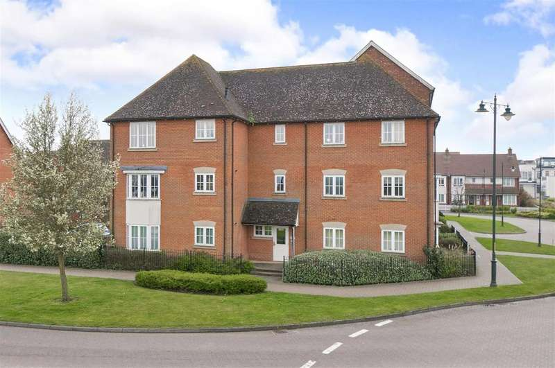 2 Bedrooms Apartment Flat for sale in Tower View, Kings Hill, ME19 4FD