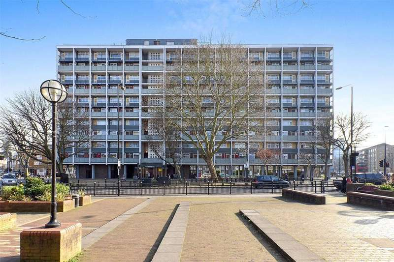 2 Bedrooms Flat for sale in Gouldman House, Wyllen Close, London, E1