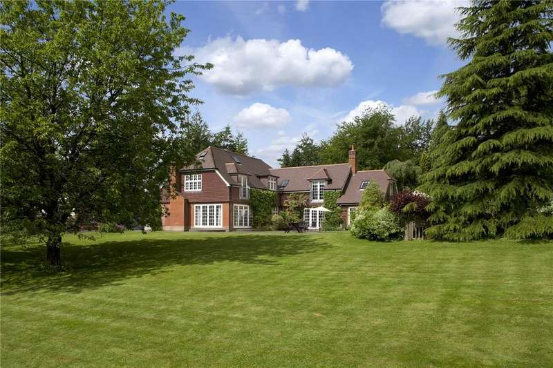 5 Bedrooms Detached House for sale in Cotmans Ash Lane, Kemsing, Sevenoaks, Kent, TN15